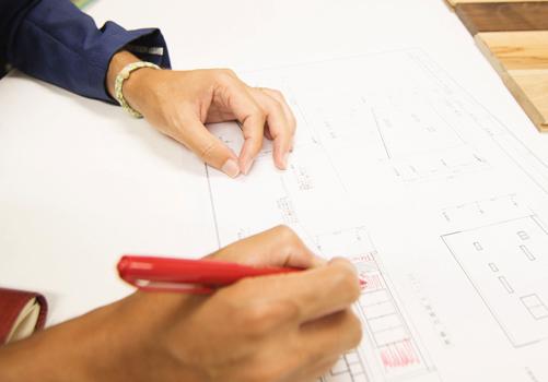 理想の家を建てるためにはどのような軌跡をたどるのか?